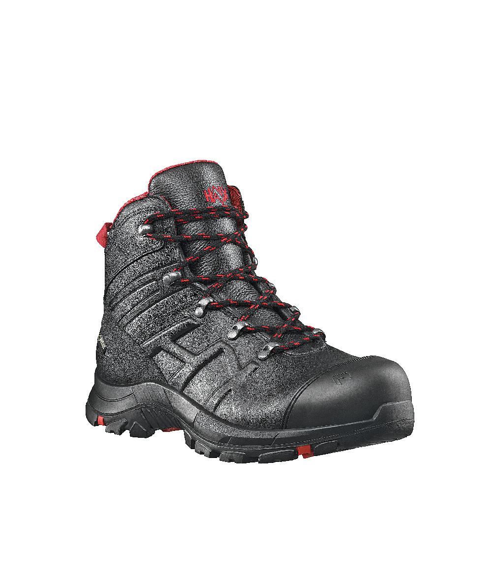 Haix Werkschoenen.Haix Black Eagle Safety 54 Mid Veiligheidsschoen Kox Partners