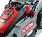 Oregon accu-grasmaaier LM300 Bild 2