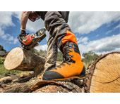 Haix Protector Forest zaagschoenen Bild 4