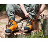 Haix Protector Forest zaagschoenen Bild 5
